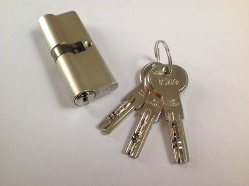Iseo Cilinder 40-40 SKG** met 3 sleutels