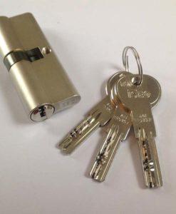 Iseo Cilinder 45-45 SKG** met 3 sleutels