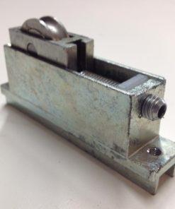 Aluminium Schuifpui Loopwielen