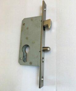 Aluminium Schuifpui Sloten