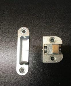 GU middenstijl vergrendeling voor afstand 10 millimeter
