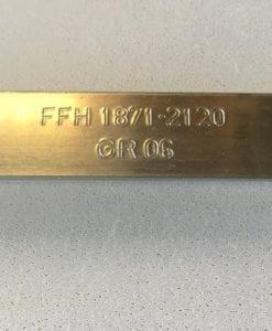 GU PSK slot FFH 1870-2120 GR 06 doornmaat 30