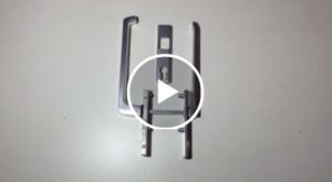 Schuifpui beslag vervangen video