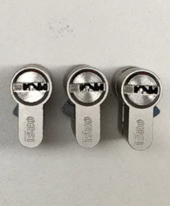 Gelijksluitende cilindersloten