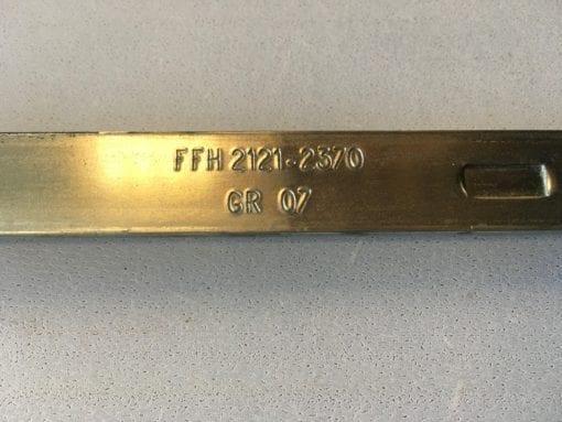 GU PSK slot FFH 2120-2370 GR 07 doornmaat 30